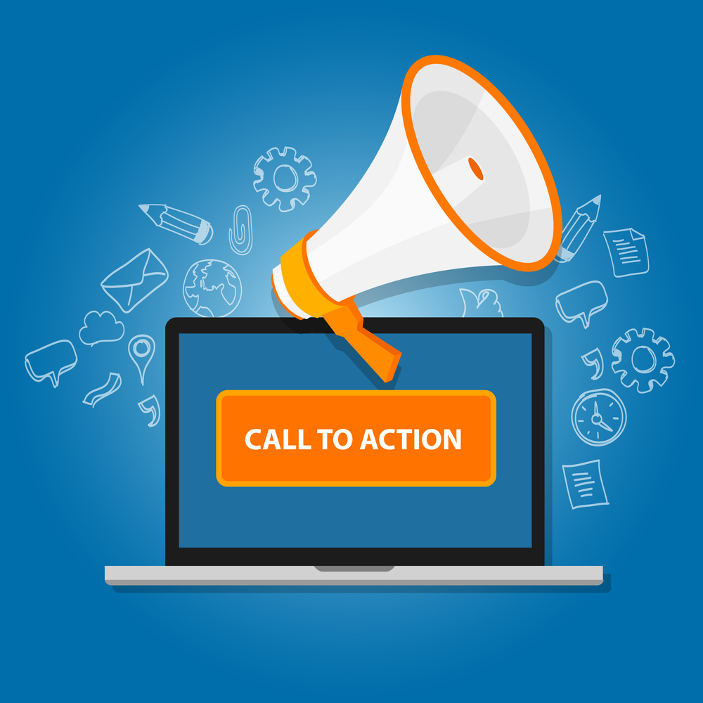 Keep A Clear Call To Action