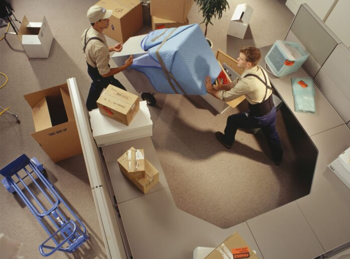 Choosing the right moving company for office relocation